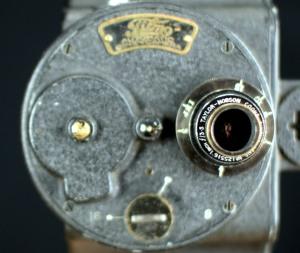 filmo 70a with lens